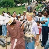 Dança de Caboclo de Rio Preto